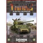 TANKS: USA Sherman Sherman - Zestaw Dodatkowy w sklepie internetowym Xjoy.pl