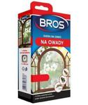 Siatka moskitiera na okno 100x100 Biała BROS w sklepie internetowym egarden24.pl