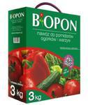 Nawóz do pomidorów, ogórków i warzyw 3kg BIOPON w sklepie internetowym egarden24.pl