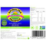 Spirulina Pacifica hawajska 500 mg (2400 tabletek) - suplement diety w sklepie internetowym transferfactor.pl