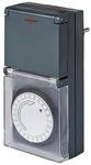 wyłącznik czasowy programator timer IP44 do ogrodu Timer Dobowy MZ 44 Brennenstuhl w sklepie internetowym Electra