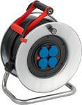 Przedłużacz bębnowy 50m GUMA 3x1.5 NIEMIECKI 3lata Gwarancji GARANT S 290 przewód: GUMA H05RR-F 3x1,5 w sklepie internetowym Electra