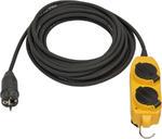 przedłużacz budowlany IP44 5m czarny H07RN-F OPD 3G2,5 Przedłużacz Powerblock IP44 do zastosowań budowlanych 5m czarny H07RN-F G2,5 w sklepie internetowym Tradelectra