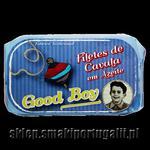 Filety z makreli w oliwie z oliwek 120g w sklepie internetowym Smaki Portugalii