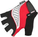 Rękawiczki Accent Wave czerwono-biało-czarne - Czerwono-biało-czarne w sklepie internetowym Sporti.pl