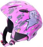 Kask narciarski Blizzard Magnum pink cat shiny 48-52 - Pink Cat w sklepie internetowym Sporti.pl