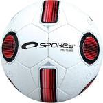 Piłka nożna Spokey Pro Team II 834060 czerwona w sklepie internetowym Sporti.pl