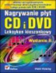 Nagrywanie płyt CD i DVD. Leksykon kieszonkowy. Wydanie II w sklepie internetowym Helion.pl