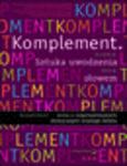 Komplement. Sztuka uwodzenia słowem w sklepie internetowym Helion.pl