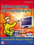 Informatyka Europejczyka. Podręcznik dla gimnazjum. Część 1 (Stara podstawa programowa) w sklepie internetowym Helion.pl