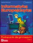 Informatyka Europejczyka. Podręcznik dla gimnazjum. Część 2 (Stara podstawa programowa) w sklepie internetowym Helion.pl