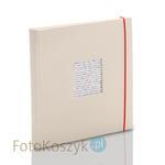 Album Panodia Linea Krem (tradycyjny 60 białych stron) Album Panodia Linea Krem (tradycyjny 60 białych stron) w sklepie internetowym Fotokoszyk.pl