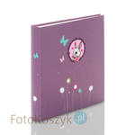 Album Panodia Foxy Purple 30x30 (tradycyjny 60 kremowych stron) Album Panodia Foxy Purple 30x30 (tradycyjny 60 kremowych stron) w sklepie internetowym Fotokoszyk.pl