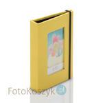 Album na polaroidy Panodia żółty (na 20 zdjęć 8,6x5,4) Album na polaroidy Panodia żółty (na 20 zdjęć 8,6x5,4) w sklepie internetowym Fotokoszyk.pl
