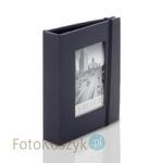 Album na polaroidy Panodia czarny (na 20 zdjęć 8,6x5,4) Album na polaroidy Panodia czarny (na 20 zdjęć 8,6x5,4) w sklepie internetowym Fotokoszyk.pl