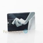 Pendrive Karta Kredytowa Ślubna Czarno-Biała (do wyboru pojemność 2-32 GB) Pendrive Karta Kredytowa Ślubna Czarno-Biała (do wyboru pojemność 2-32 GB) w sklepie internetowym Fotokoszyk.pl