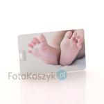 Pendrive Karta Kredytowa Stópki Kolor (do wyboru pojemność 2-32 GB) Pendrive Karta Kredytowa Stópki Kolor (do wyboru pojemność 2-32 GB) w sklepie internetowym Fotokoszyk.pl