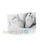 Pendrive Karta Kredytowa Stópki Czarno-Białe (do wyboru pojemność 2-32 GB) Pendrive Karta Kredytowa Stópki Czarno-Białe (do wyboru pojemność 2-32 GB) w sklepie internetowym Fotokoszyk.pl