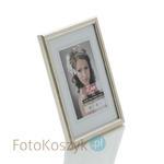 Ramka drewniana srebrna (na zdjęcie 13x18 cm) Ramka drewniana srebrna (na zdjęcie 13x18 cm) w sklepie internetowym Fotokoszyk.pl