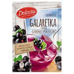 Delecta Galaretka smak czarnej porzeczki 75g w sklepie internetowym InternetowySupermarket.pl
