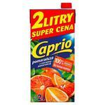Caprio pomarańcza z czerwoną pomarańczą Napój 2l w sklepie internetowym InternetowySupermarket.pl