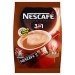 Nescafé 3in1 Brown Sugar Rozpuszczalny napój kawowy z brązowym cukrem 170g (10 saszetek) w sklepie internetowym InternetowySupermarket.pl