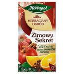 Herbapol Herbaciany Ogród Zimowy Sekret Herbatka owocowo-ziołowa 60g (20 torebek) w sklepie internetowym InternetowySupermarket.pl