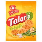 Lajkonik Krakowskie Talarki o smaku cebulki 150g w sklepie internetowym InternetowySupermarket.pl