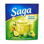 Saga Cytrynowa Herbata zielona 32,5g (25 torebek) w sklepie internetowym InternetowySupermarket.pl
