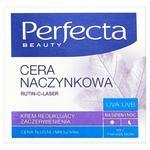 Perfecta Beauty Cera Naczynkowa Krem redukujący zaczerwienienia na dzień i noc 50ml w sklepie internetowym InternetowySupermarket.pl