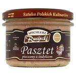 Spichlerz Rusiecki Pasztet pieczony z indykiem 190g w sklepie internetowym InternetowySupermarket.pl