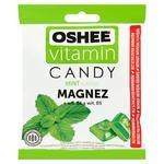 Oshee Vitamin Candy Mint Karmelki twarde o smaku miętowym Suplement diety 90g w sklepie internetowym InternetowySupermarket.pl