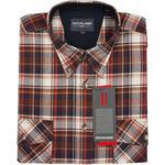 Koszula męska Non Iron Ben Green (Red Line) w sklepie internetowym MenSklep