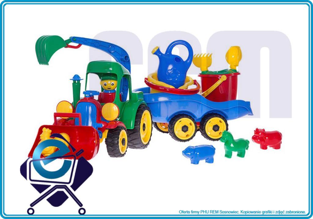 traktorki - 49 strona - najtańsze sklepy internetowe
