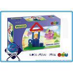 WADER 41910 klocki jeżyki PAŁAC KSIĘŻNICZKI +3L w sklepie internetowym Polskie-zabawki.pl