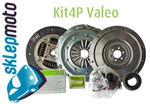 Zestaw Valeo sztywne koło zamachowe + sprzęgło Peugeot 407 1.6 HDi 110 w sklepie internetowym Sklepmoto.eu