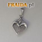 Czakram 4 - Serce w sklepie internetowym Fraida.pl