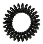 Gumki do włosów Fox Spring Hair Ring Czarne 3szt. - Gumki do włosów Fox Spring Hair Ring Czarne 3szt. w sklepie internetowym Kalamis.pl