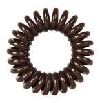 Fox gumki Spring Hair Ring brązowe - Gumki do włosów Fox Spring Hair Ring Brązowe 3szt. w sklepie internetowym Kalamis.pl