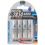 Akumulatory NiMH Ansmann 4x AA 2850mAh Digital w sklepie internetowym Fotomarket.com.pl