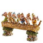 siedem krasnoludków z bajki Królewna Śnieżna Homeward Bound krasnoludek krasnoludki Jim Shore 4005434 figurka dekoracja pokój dziecięcy w sklepie internetowym MoodGood.pl
