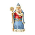 Mikołaj figurka Ukraińskie życzenia bożonarodzeniowe Ukrainian Christmas Wishes (Ukrainian Santa Figurine) 6004236 Jim Shore figurka ozdoba świąteczna w sklepie internetowym MoodGood.pl