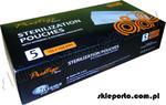 Torebki do sterylizacji [5] 133 x 254 mm - Prestige Line - 200 szt - sterylizacja w sklepie internetowym OrtoSklep