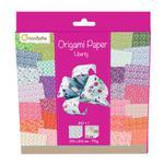 Zestaw papierów origami Avenue Mandarine 20x20cm - zestaw Liberty w sklepie internetowym Świat Artysty