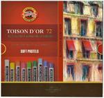 Pastele suche Koh-i-noor Toison D'or 8517 - 72 sztuki w sklepie internetowym Świat Artysty