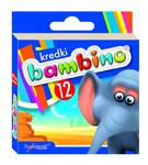 Kredki Bambino 12 kolorów w sklepie internetowym Świat Artysty