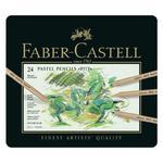 Pastele w kredce Faber Castell PITT PASTEL 24 kolory w sklepie internetowym Świat Artysty