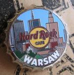 Hard Rock Cafe WARSAW 2007 Bottle Cap Pin LE 150 w sklepie internetowym Mikolaj-shop.com