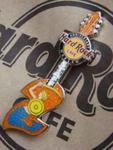 Hard Rock Cafe WARSAW 2st. Anniversary STAFF pin LE 150 w sklepie internetowym Mikolaj-shop.com