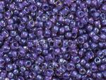 TOHO Round 8o-928 Inside-Color Rainbow Rosaline - Opaque Purple Lined - 10 g w sklepie internetowym Kadoro.pl
